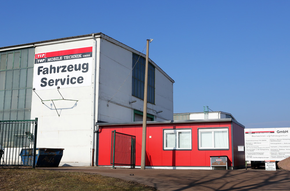 TIP TOP Mobile Technik GmbH Groitzsch